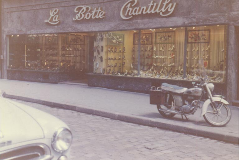 1960 la botte chantilly